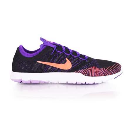 (女) NIKE WMNS FLEX ADAPT TR 訓練鞋- 慢跑 路跑 健身 紫橘
