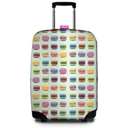 【Suitsuit】 荷蘭品牌行李箱套- 馬卡龍(適用24-28吋行李箱)