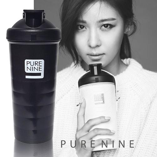 ~韓國 PURENINE~智能免濾芯轉鹼水壺裸瓶1入~720ml^(黑^)