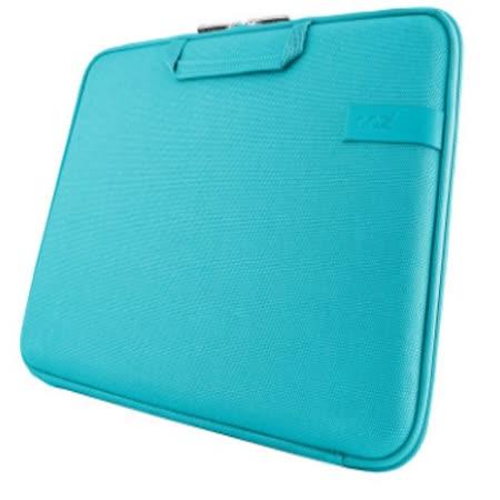 Cozistyle SmartSleeve for 15.4吋 MacBook Pro (Retina) 智能散熱防潑水手提硬殼電腦保護套 - 帆布天空藍