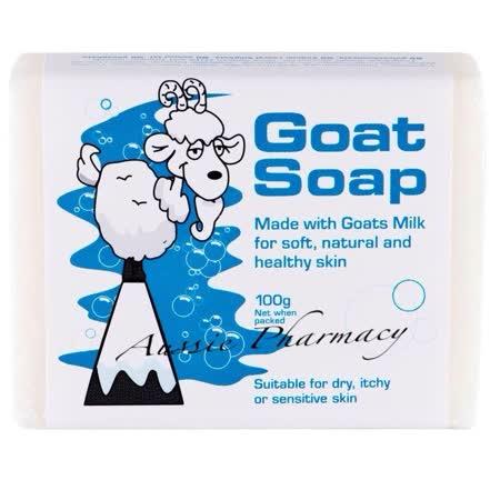 澳洲進口Goat Milk Soap純手工製作山羊奶皂-五種口味