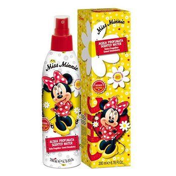 義大利進口Disney Minnie 香水噴霧(甜草莓) 200ml