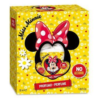 義大利進口Disney Minnie 淡香水 (不含酒精) 50ml