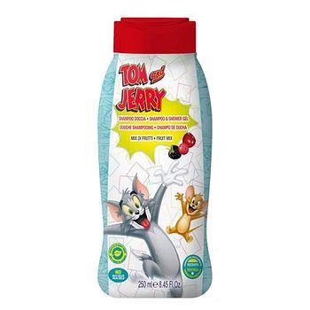 義大利原裝進口Tom & Jerry 洗髮沐浴乳(果香) 250ml