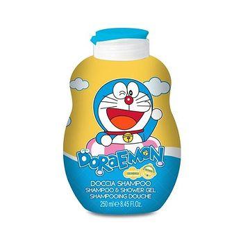 義大利原裝進口Doraemon 洗髮沐浴乳 250ml