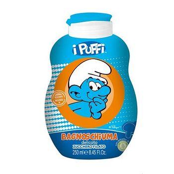 義大利原裝進口Smurfs 泡泡浴 (棉花糖) 250ml