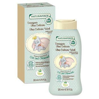 義大利進口Disney Dumbo 洗髮沐浴乳 200ml