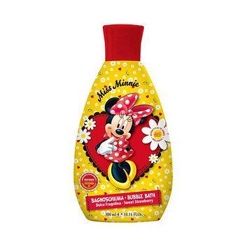 義大利進口Disney Minnie 泡泡浴(甜草莓香) 300ml