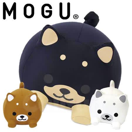 【日本MOGU】憨憨小柴犬 可愛抱枕/舒壓靠枕‧日本原裝進口