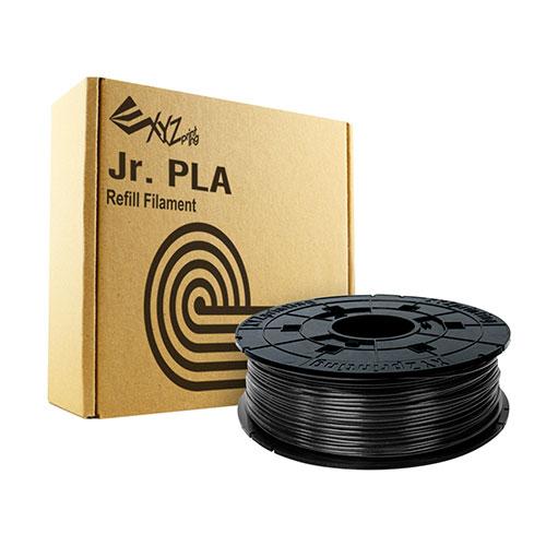XYZprinting da Vinci Jr. PLA線材匣600g黑色