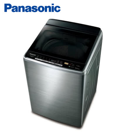 Panasonic 國際牌 16公斤ECO NAVI不銹鋼變頻洗衣機 NA-V178DBS