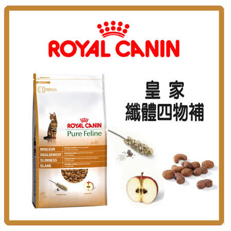 Royal Canin 法國皇家 纖體四物補 PF2 -1.5kg*2包組 (A012O02)