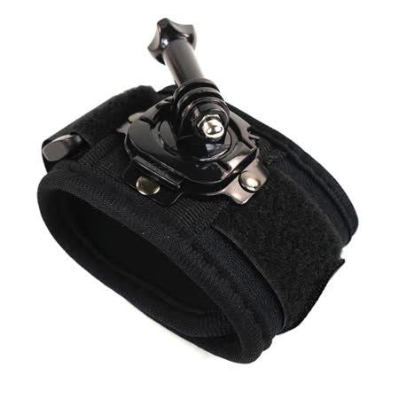 GOPRO 相機 攝影機 手腕帶 臂帶 360度旋轉設計 支架 固定帶