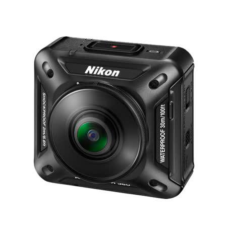 (預購)Nikon KeyMission 360°運動攝影機(公司貨)