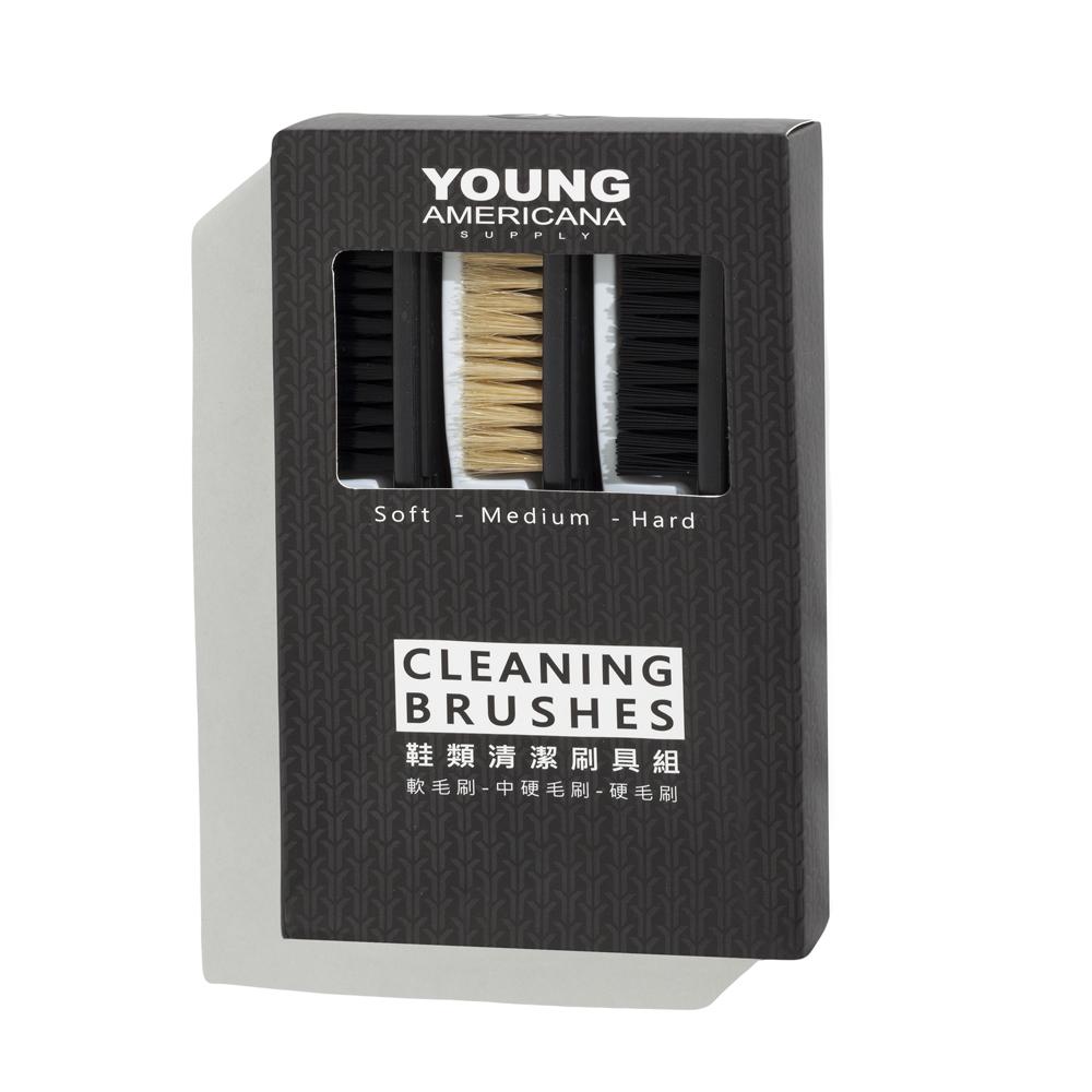 【Y.A.S】美鞋神器 鞋類清潔刷具組(YC01018)
