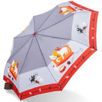 【rainstory】貓咪家族抗UV隨身自動傘