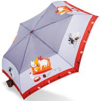 【rainstory】貓咪家族抗UV輕細口紅傘