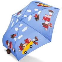【rainstory】Super Dog(藍)抗UV輕細口紅傘