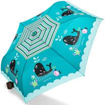 【rainstory】熱力鯨魚抗UV輕細口紅傘