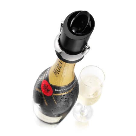 《Vacu Vin》兩用香檳塞注酒器 Champagne Saver Black / 酒器週邊