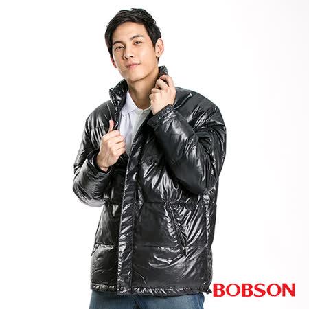 BOBSON  男款尊爵長版羽絨外套 (30047-88)