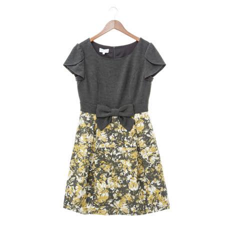 IRIS 蝴蝶結洋裝