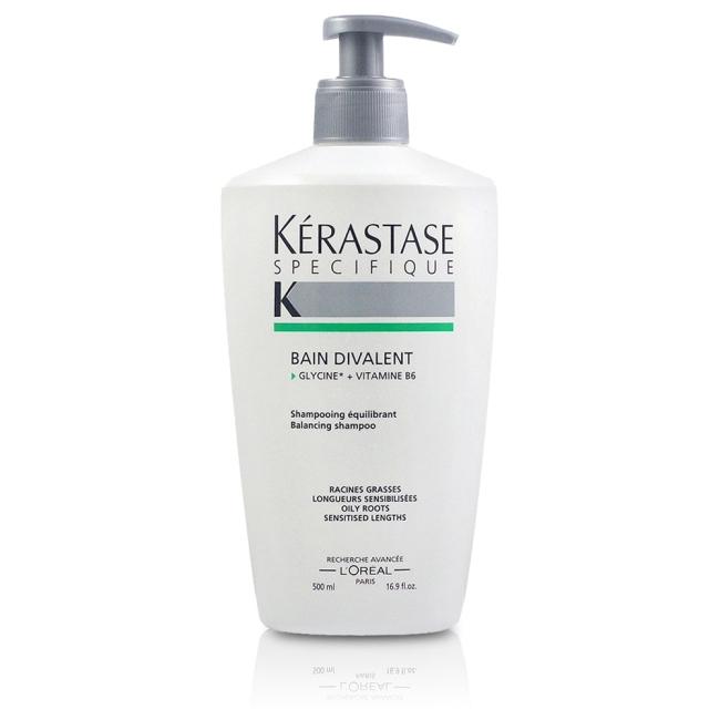 KERASTASE卡詩 油性頭皮乾性頭髮髮浴500ml