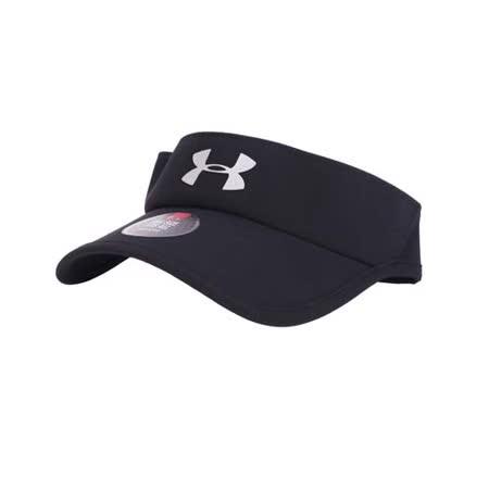 (男) UNDER ARMOUR UA SHADOW 3.0 中空帽-遮陽 帽子 黑銀 F