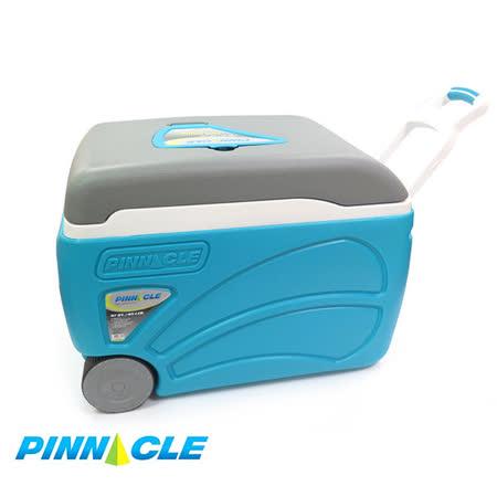 【限時下殺42折】Tokyo Plast PROXON系列47QT拉桿冰桶TPX-6003 / 城市綠洲(印度製造.保冷保鮮.100小時)