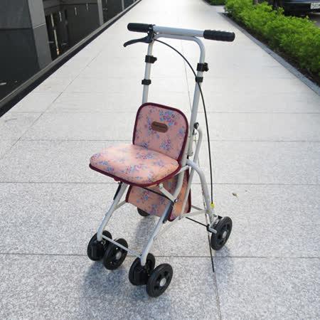 MIT銀髮族散步車/步行輔助車/購物車 外銷韓國《F-620》