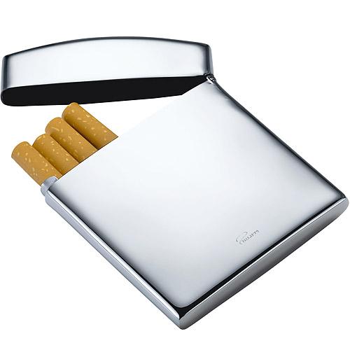 ~PHILIPPI~Cushion掀蓋菸盒 鏡亮