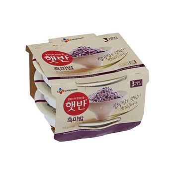 CJ紫米飯210g*3