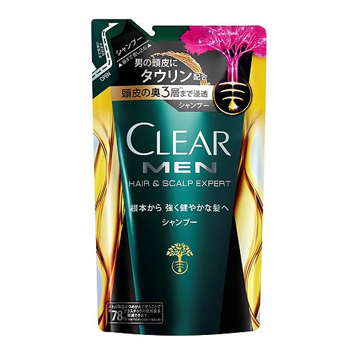 淨 男士強韌養護洗髮乳補充包280g