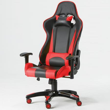 IDEA-舒馬克3D立體包覆舒適電競賽車椅