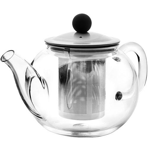 《IBILI》Kristall玻璃濾茶壺 圓600ml