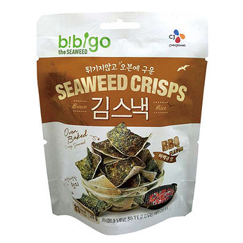 CJ玄米脆餅乾-BBQ口味25g