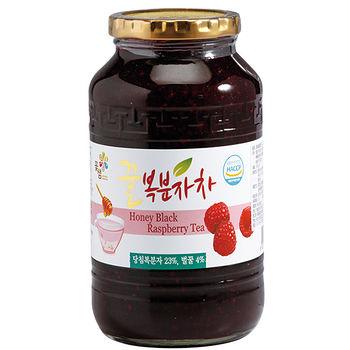 花泉頂級蜂蜜覆盆子茶果醬1kg
