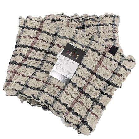 DAKS捲捲圍巾
