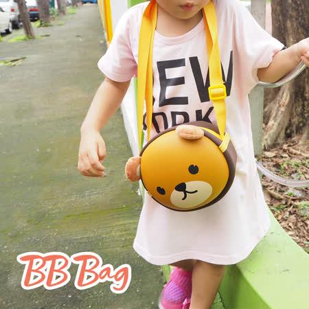 bbbag超可愛側背包-小熊