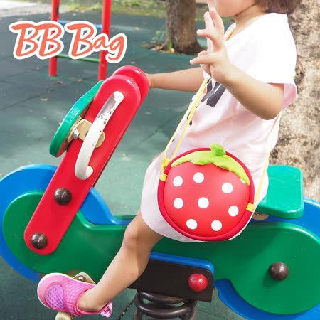 bbbag超可愛側背包-草莓