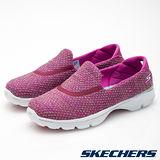 SKECHERS (女) 健走系列 GO Walk 3 - 14155PKMT
