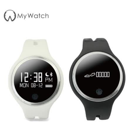 My Watch 第三代 防水IP67 運動計步藍牙智慧手環 E07