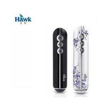 Hawk 浩客 R190 極速2.4GHz 無線簡報器 酷炫黑 / 青花瓷白