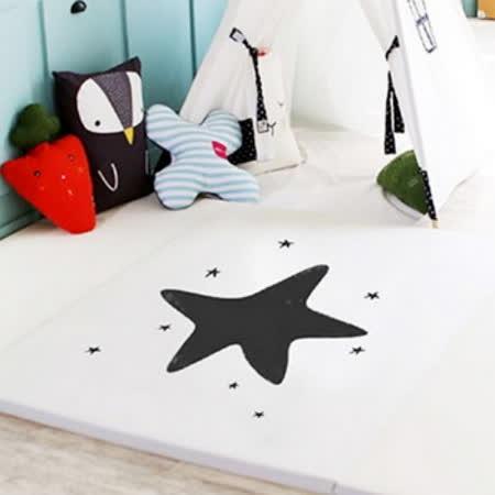 DreamB 折疊式防撞遊戲地墊-大星星