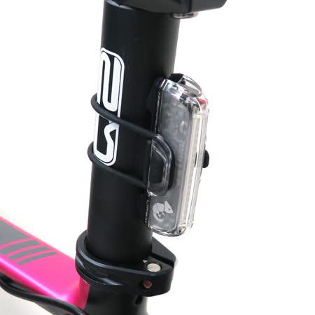 MOON Chameleon MK-2 6色LED警示燈14段模式後燈