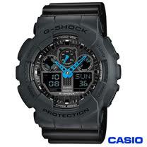 CASIO卡西歐 G-SHOCK狂野粗曠潮流概念錶 GA-100C-8A