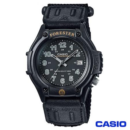 CASIO卡西歐 野戰概念運動型腕錶 FT-500WC-1B