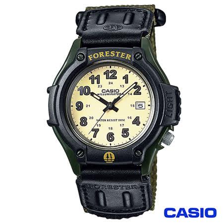 CASIO卡西歐 野戰概念運動型腕錶 FT-500WC-3B