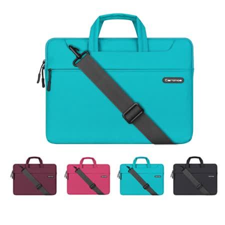 Cartinoe卡提諾 11.6吋 星空系列 防潑水可提可側背可插行李箱拉桿筆電包