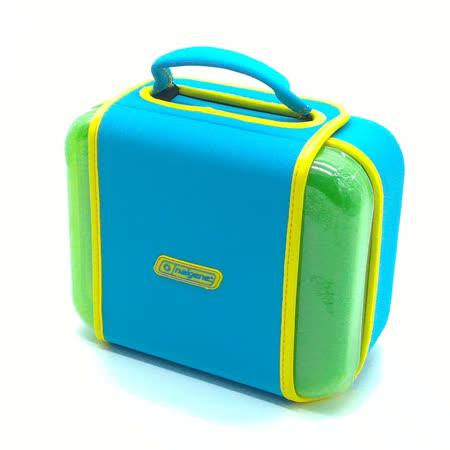 美國Nalgene Lunch Box Buddy便當盒-藍色